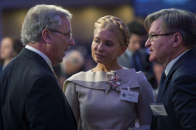 Julia Tymoszenko ma nową fryzurę (FOTO)