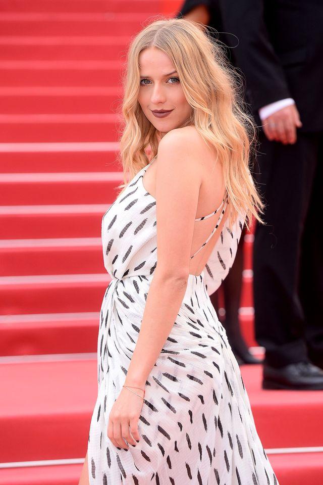 Julia Wieniawa i Jessica Mercedes na czerwonym dywanie w Cannes (DUŻO ZDJĘĆ)