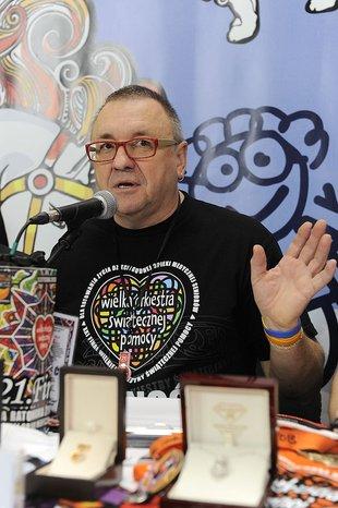 ZUS wyliczył Jurkowi Owsiakowi głodową emeryturę