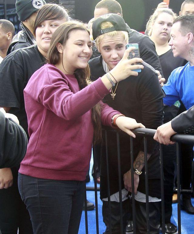 Wypchane spodenki Biebera to nie Photoshop!
