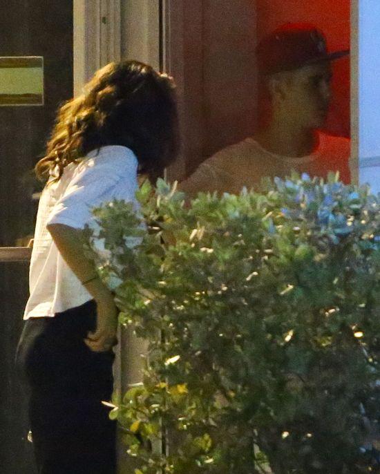 Selena Gomez na randce z Justinem Bieberem (FOTO)