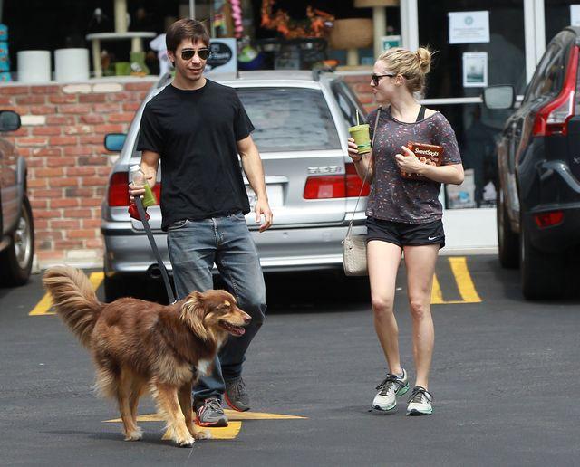 Amanda Seyfried i Justin Long na randce (FOTO)