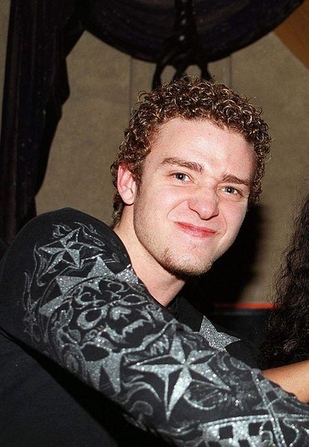 Justin Timberlake: Kiedy� wygl�da�em jak idiota