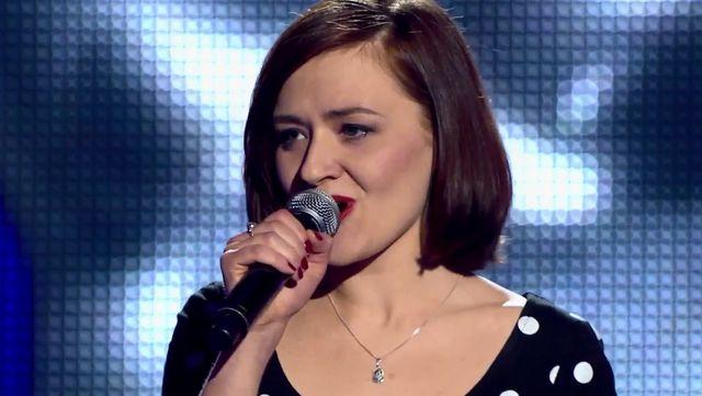 Justyna Kunysz wygra The Voice of Poland? (VIDEO)