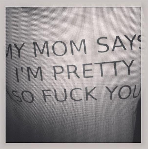 Nigdy nie mów kobiecie, że jest zbyt seksowna, bo...(FOTO)