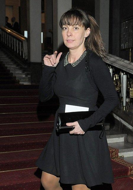 Justyna Sieńczyłło w dramatycznych pozach (FOTO)