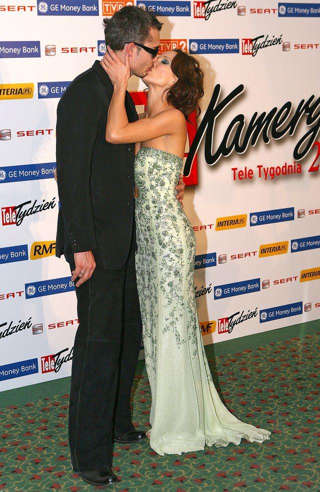 Justyna Steczkowska i jej mąż Maciej Myszkowski są W SEPARACJI