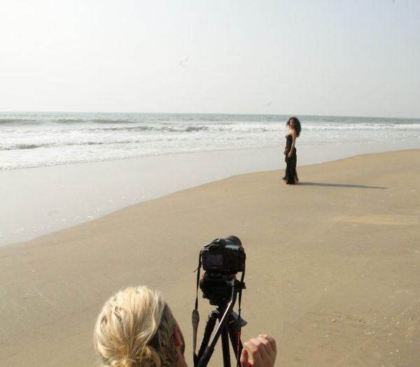 Steczkowska kręci teledysk do piosenki Sanktuarium (FOTO)