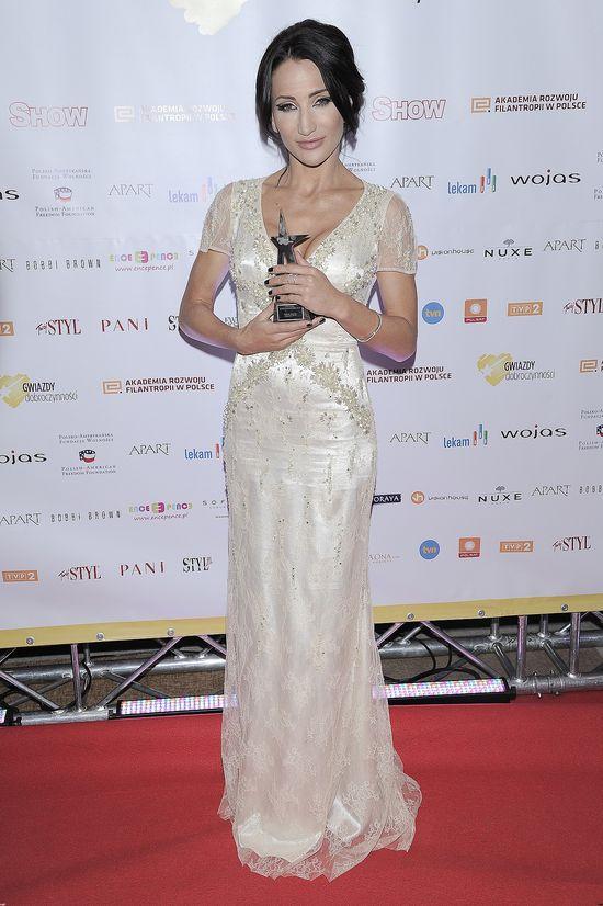Jak Justyna Steczkowska łapała oddech w tej sukni? (FOTO)