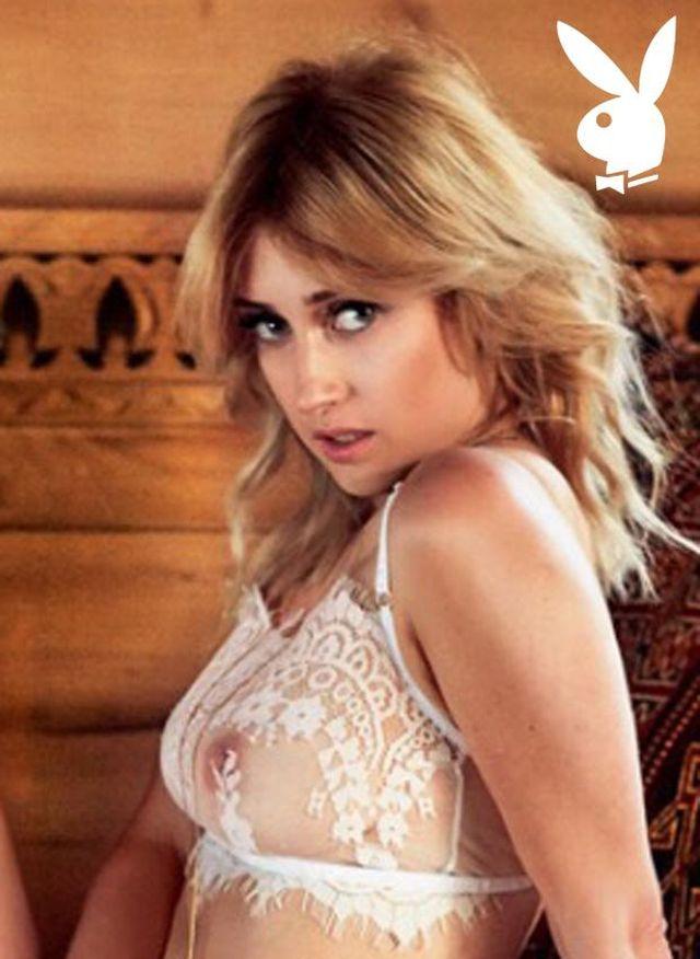 Ile Justyna Żyła zarobiła na rozbieranej sesji dla Playboya?