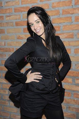 Maria Foryś seksowna w czerni (FOTO)