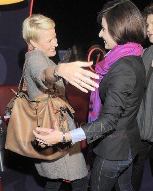 Agnieszka Dygant - mama wróciła do pracy (FOTO)