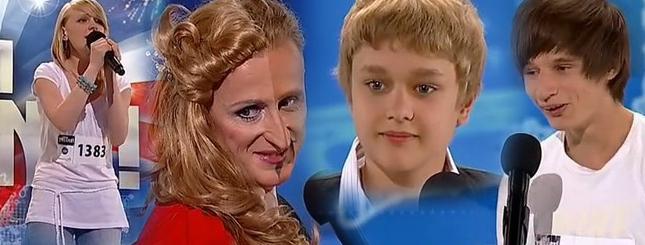 3. odcinek Mam talent - odkryliśmy polskiego Biebera?