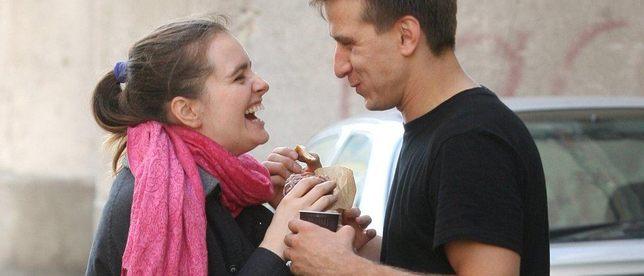 Zobaczcie, jak Tomek Barański dba o Marysię Niklińską (FOTO)