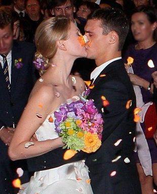 Mateusz Damięcki ożenił się z Patrycją Krogulską! (FOTO)