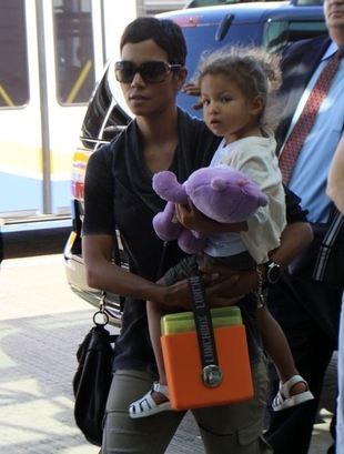 Halle Berry: Moja córka jest czarna