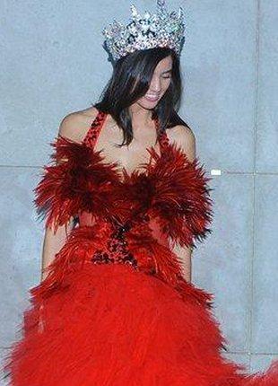 Miss Polski w kreacji Ewy Minge (FOTO)