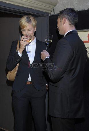Anita Werner w towarzystwie przystojnego mężczyzny (FOTO)