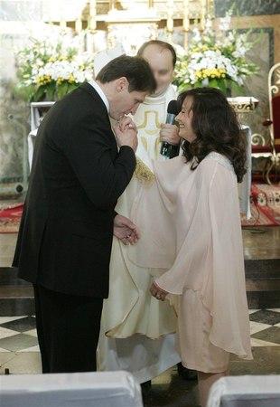 Andrzej Gołota odnowił przysięgę małżeńską (FOTO)