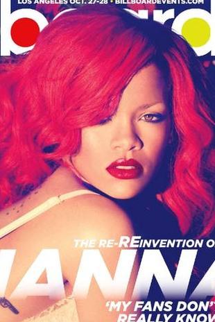 Nowa Rihanna w magazynie Billboard (FOTO)