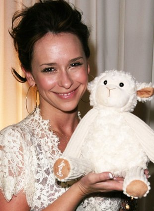 Słodka Jennifer Love-Hewitt (FOTO)