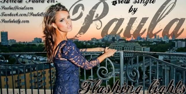 Nowa piosenka Pauli Marciniak – Flashing Lights (POSŁUCHAJ)