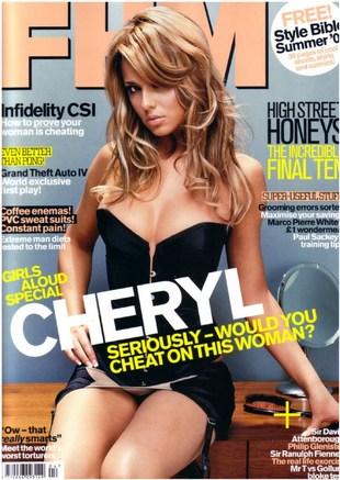 Cheryl Cole pokazała okładkę nowej płyty (FOTO)