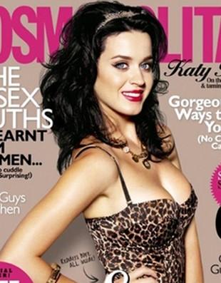 Katy Perry pokazuje biust Australijczykom (FOTO)