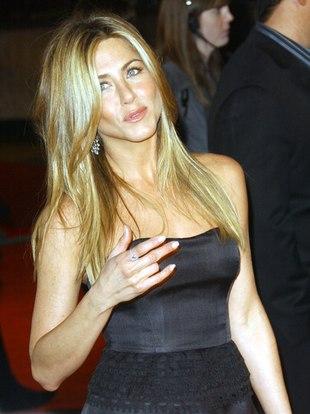 Jennifer Aniston na kolacji z Joshem Hopkinsem