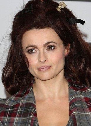 Helena Bonham-Carter jest piękną kobietą (FOTO)