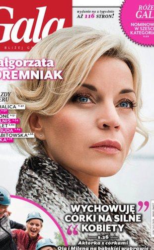 Małgorzata Foremniak: Nie wierzę w szczęśliwych singli
