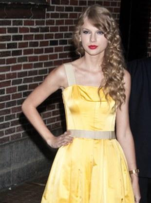 Słodka jak landrynka Taylor Swift (FOTO)