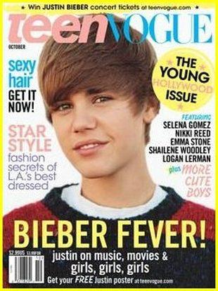 Justin Bieber daje rady swoim fankom (FOTO)