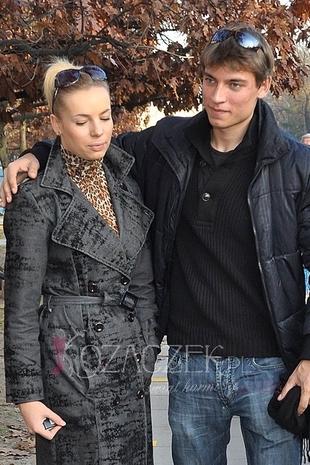 Staliński i Janachowska - razem nie tylko na treningach FOTO