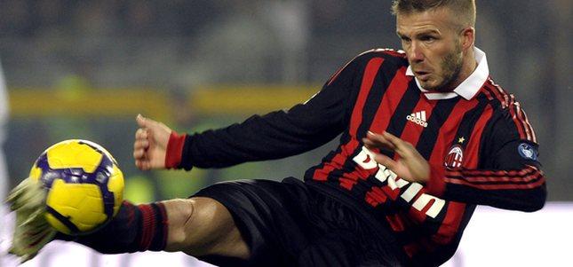 David Beckham depiluje nogi (FOTO)