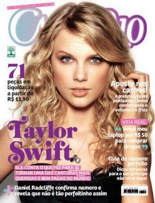 Taylor Swift sprzedała ponad milion egzemplarzy albumu...