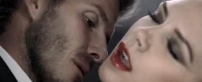 Erotyczne sceny z Victorią i Davidem Beckham [VIDEO]