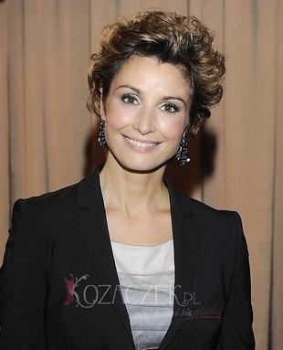Nowa fryzura Joanny Brodzik (FOTO)