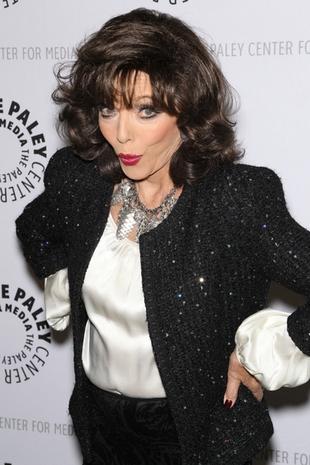 Ciekawe, ile Joan Collins wydaje na operacje plastyczne?