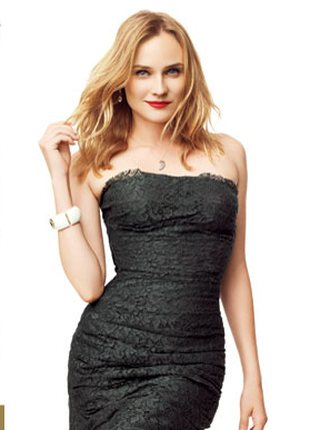 Ulubiona aktorka Karla Lagerfelda w magazynie Lucky (FOTO)