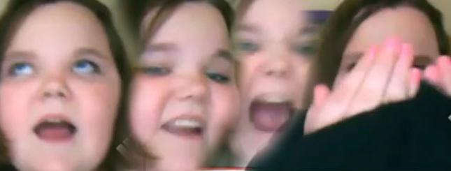 Zobaczcie niezwykle zestresowaną dziewczynę:) [VIDEO]