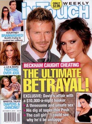 Victoria Beckham o tym, jak podtrzymuje żar w związku