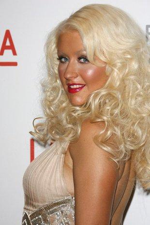 Christina Aguilera ukryła przyjaciela...