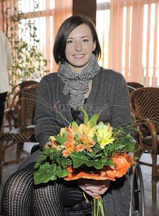 Coraz bardziej odważna Monika Kuszyńska (FOTO)