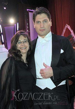 Mariola Gołota spokojnie zostawi męża pod opieką Soszyńskiej