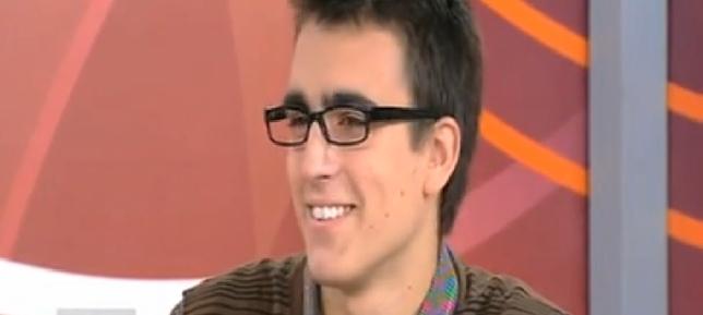 Piotr Lisiecki chce zostać śpiewakiem operowym