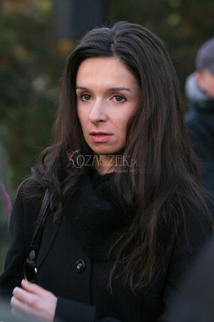 Marta Kaczyńska na otwarciu Parku im. Kaczyńskich (FOTO)