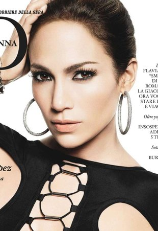 Wybielona i odchudzona Jennifer Lopez (FOTO)