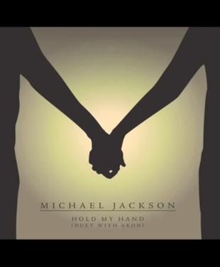 Hold My Hand - Michael Jackson w duecie z Akonem [POSŁUCHAJ]