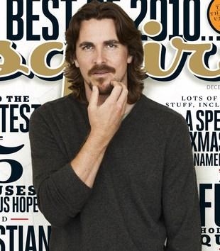 Christian Bale: Nie chcę, żeby ludzie mnie znali (FOTO)